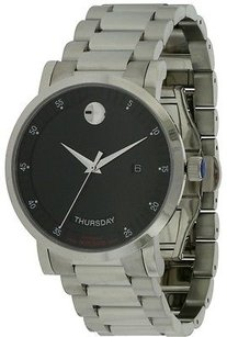 Movado Movado Red Label Mens Watch 0606844