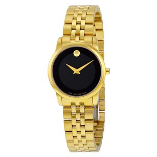 Movado Movado Yellow Gold PVD Ladies Watch