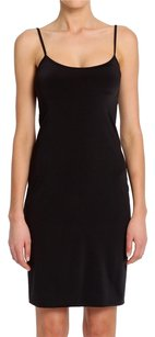 MSK MSK Petite Black Slip Dress