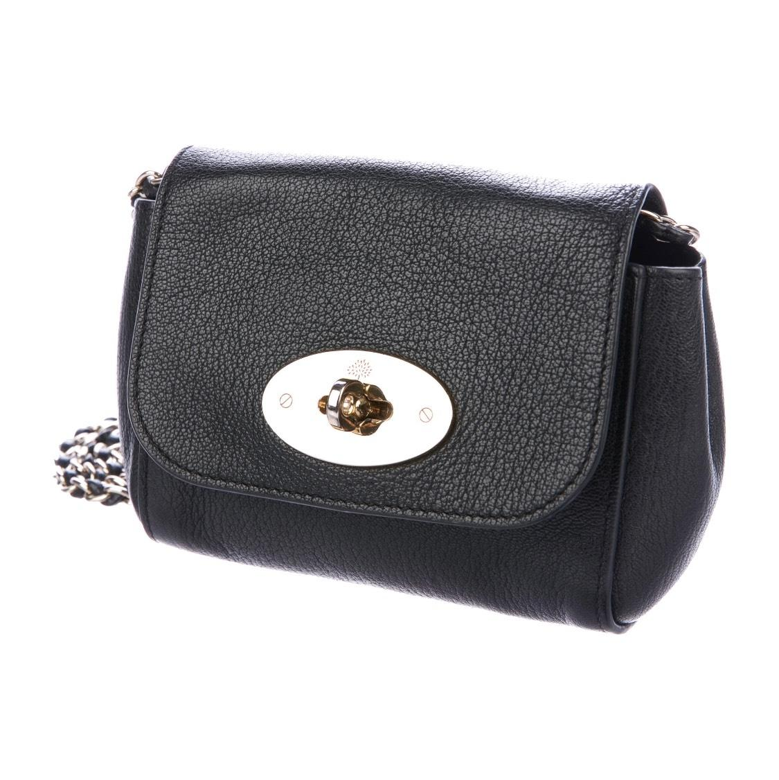 ... new zealand mulberry mini lily black leather cross body bag tradesy  a5ad8 ce96b 72aa1c36fdb64
