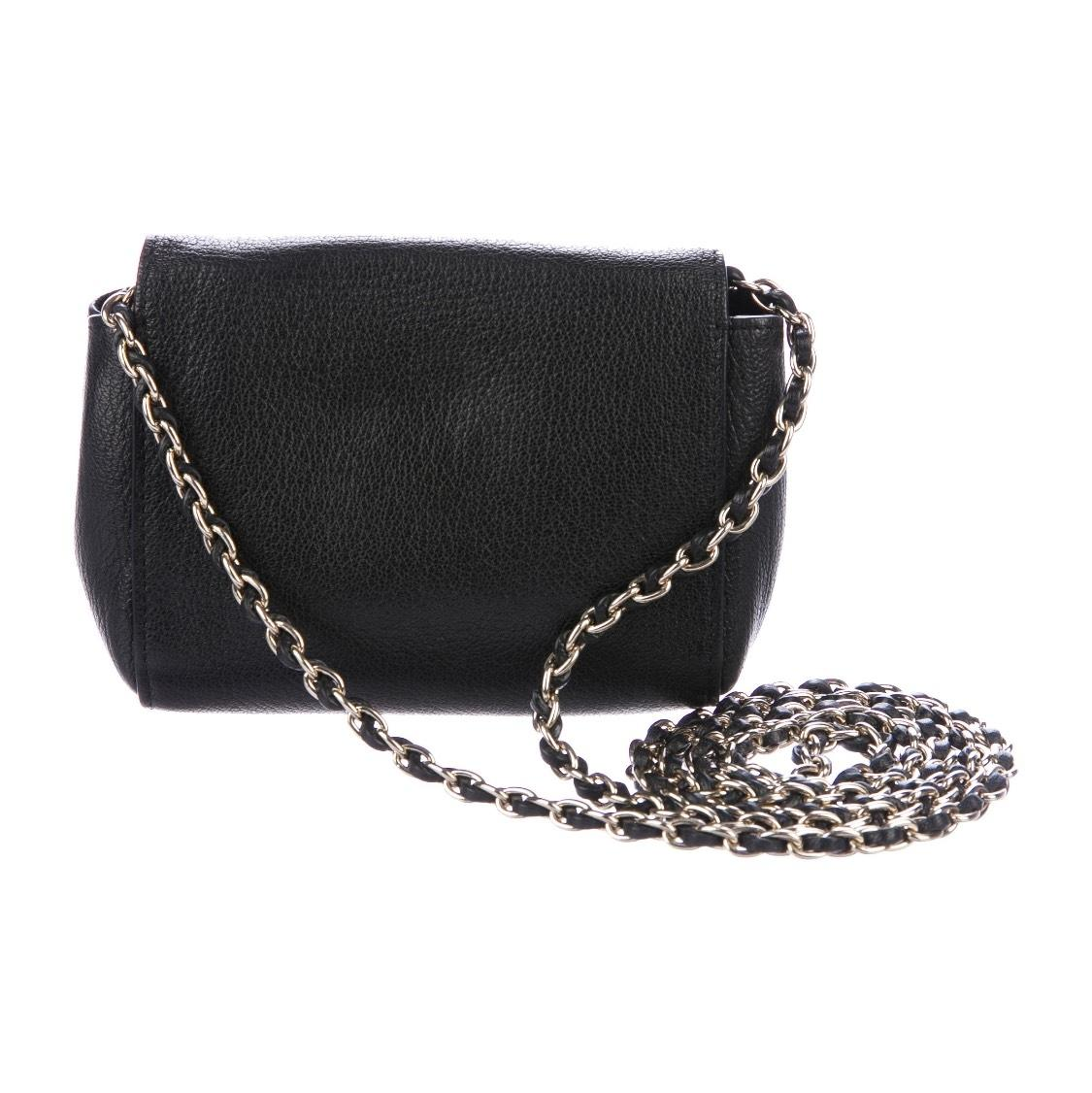 ... new zealand mulberry mini lily black leather cross body bag tradesy  135a7 5928d 4d0a86ab437c9