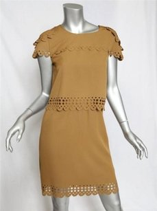 Mulberry short dress Browns Womenskiltybrown on Tradesy