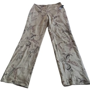Muse Flare Pants Light tan with Gorgeous design