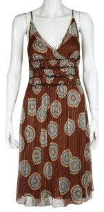 Muse Womens Printed Dress