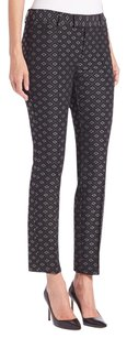 Nanette Lepore Counterculture Straight Pants Black