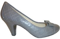Naturalizer New Patent Leather Gray Pumps
