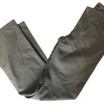 Nautica Nau Brown Boot Cut Pants Grey/brown