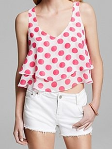 Necessary Objects 100% Polyester 14989 Cami Top