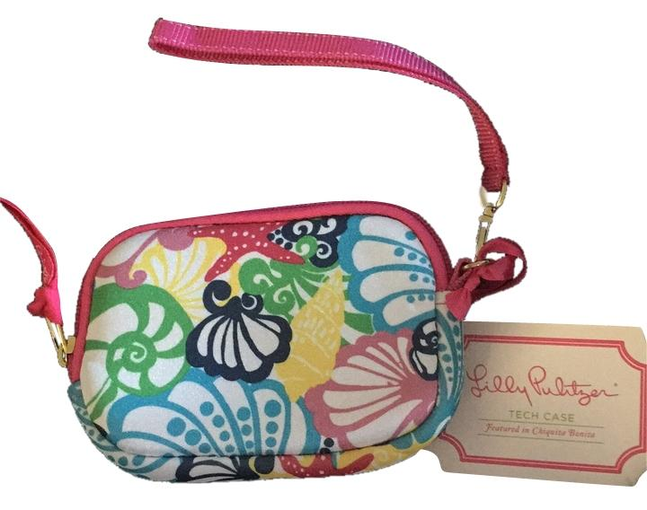 New lilly pulitzer tech case chiquita bonita