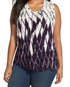 NIC+ZOE M151072w New With Tags Top