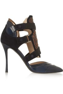 Nicholas Kirkwood Womens Blue Pumps