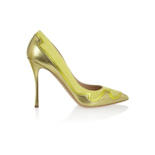 Nicholas Kirkwood Womens Multi/Print Pumps