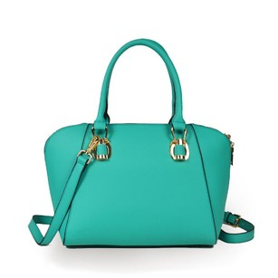 Nicola Mari Tote in Mint