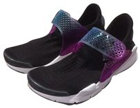 Nike Black & Purple & Blue Athletic