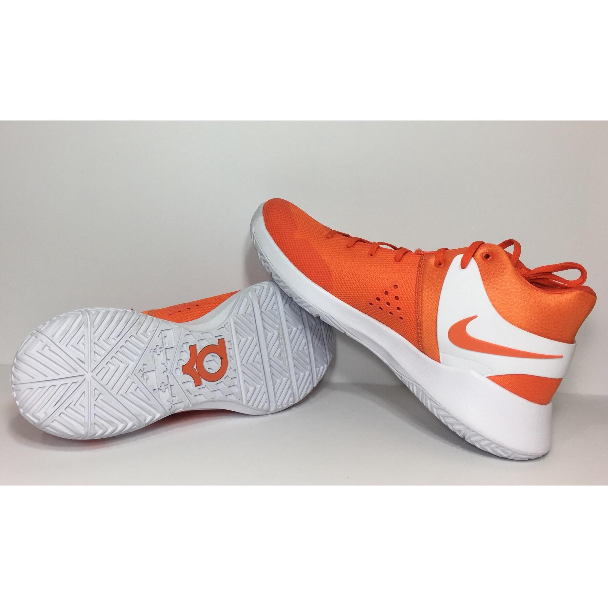 99e33c24ca52 ... shoes trainers size uk 9.5 b21e2 89776  inexpensive nike orange white  mens 15.5 kd trey 5 kevin durant basketball e4fda 792d4