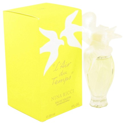Nina Ricci L'air Du Temps By Nina Ricci Eau De Toilette Spray With B/cap 1 Oz