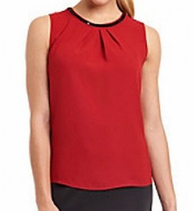 Nine West 100% Polyester 10548562 Top