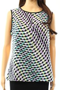 Nine West 100% Polyester 10570162 Top