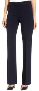 Nine West Stretchy Mid-rise Flare Pants Black