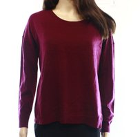 Nordstrom Acrylic Crewneck Long-sleeve Sweater