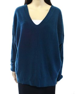 Nordstrom 100-cashmere 50-100 Long-sleeve Nc319414mi 3466-0066 Sweater