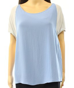NYDJ 100% Polyester Batwing Top
