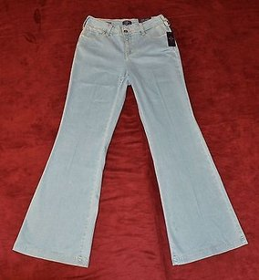 NYDJ B0 Not Your Daughters Coral Springs Trouser P Flare Leg Jeans