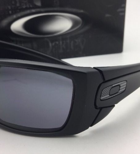 Fuel Cell Oakley New Black--Gray Lens