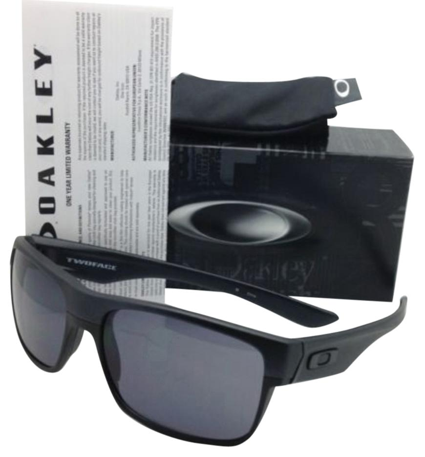 oakley sunglasses frames gnux  Oakley New Oakley Sunglasses TWOFACE OO9189-05 60-16 Steel Frame w/Dark