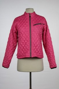 Obermeyer Womens Quilted Pink Jacket