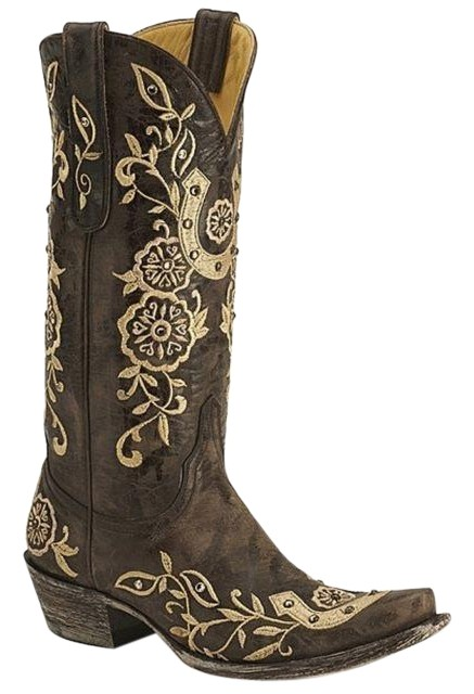 Old Gringo Lucky Boots/Booties Size US 9 Regular (M, B)