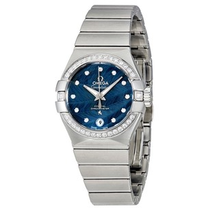 Omega Constellation Automatic Ladies Watch OM12315272053001