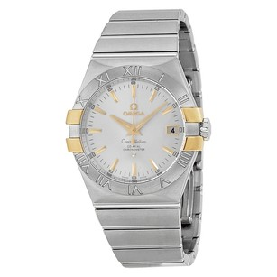 Omega Constellation MOP Dial Stainless Steel Ladies Watch 12310276055004