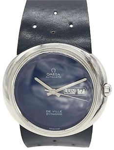 Omega Mens Omega Deville Dynamic 700l.107 Automatic Stainless Steel
