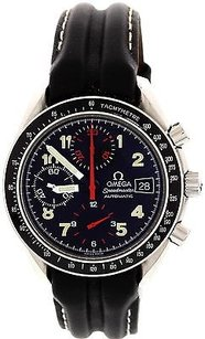 Omega Mens Omega Speedmaster 3813.53 W Box Papers