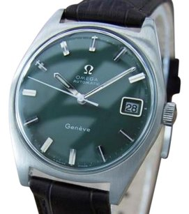 Omega Omega Geneve Calibre 565 Swiss Made Automatic Stainless Mens Watch C 1970s Mx34