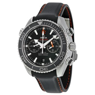 Omega Seamaster Planet Ocean Black Dial Automatic Men's Watch