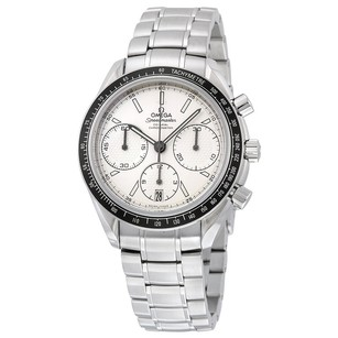 Omega Speedmaster Racing Automatic Silver Dial Stainless Steel Men's Watch