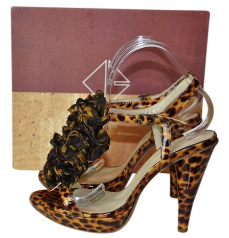 Opening Ceremony Ruffle Cage Sandals free shipping under $60 cost cheap online a2iZvocPS