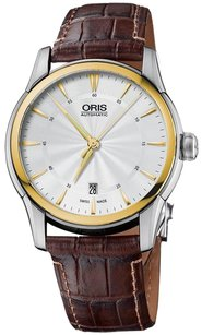 Oris ORIS Artelier Date 40mm Mens Watch, 0173376704351-0712173FC