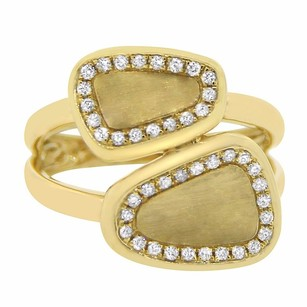 0.27ct Diamond 14k Yellow Gold Ring