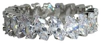 Other 4ct marquise AAA CZ eternity band