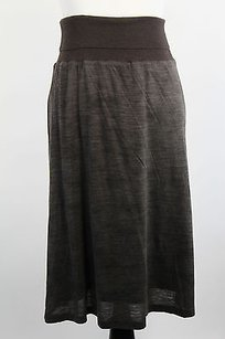 Other Caractere 1494a0956142 Womens Skirt Brown