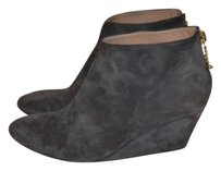 Avril Gau Loty Suede Gray Boots