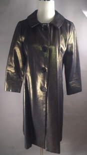 Other Eduard An Gold Dress Coat
