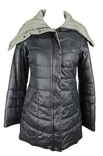 Other Caractere F225a11298 Basic Solid Womens Grey Jacket