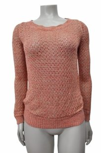 Guinevere Glimmered Pointelle Sweater