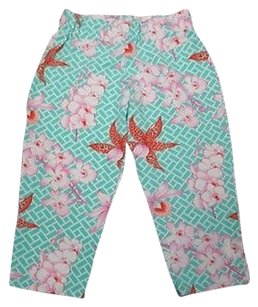 Other Capri/Cropped Pants Multi-Color