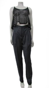 Topshop Boutique Deep Navy Pants