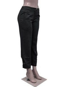 Other Mado Et Les Autres Pleated Waistband Cropped 210783lm Pants